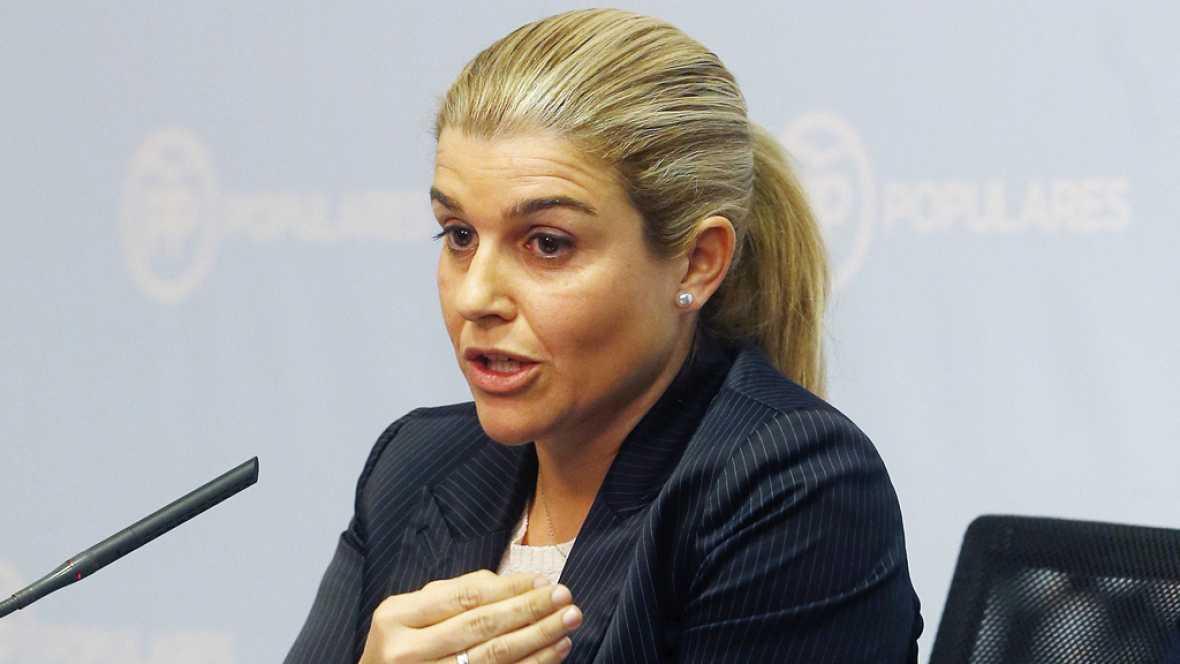 Las mañanas de RNE - Eva Ortiz adelanta que el PP valenciano quedará en manos de una gestora - Escuchar ahora