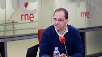 Las mañanas de RNE - César Luena asegura que los barones del PSOE apoyarán a Pedro Sánchez - Escuchar ahora