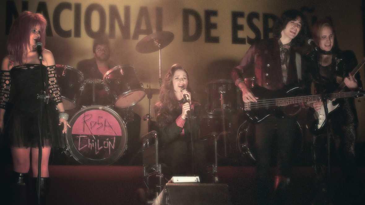 Karina (Rosa Chillón) - Si no te vuelvo a ver