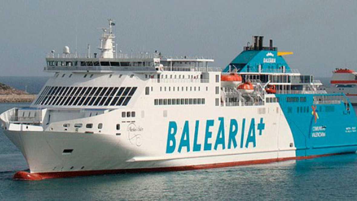 Marca España - Baleària, líder en el transporte marítimo español - escuchar ahora