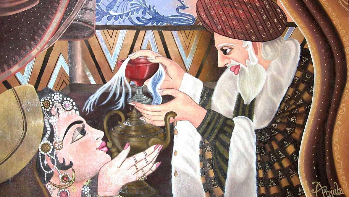 De vinos - El vino de Persia - 31/01/16 - Escuchar ahora