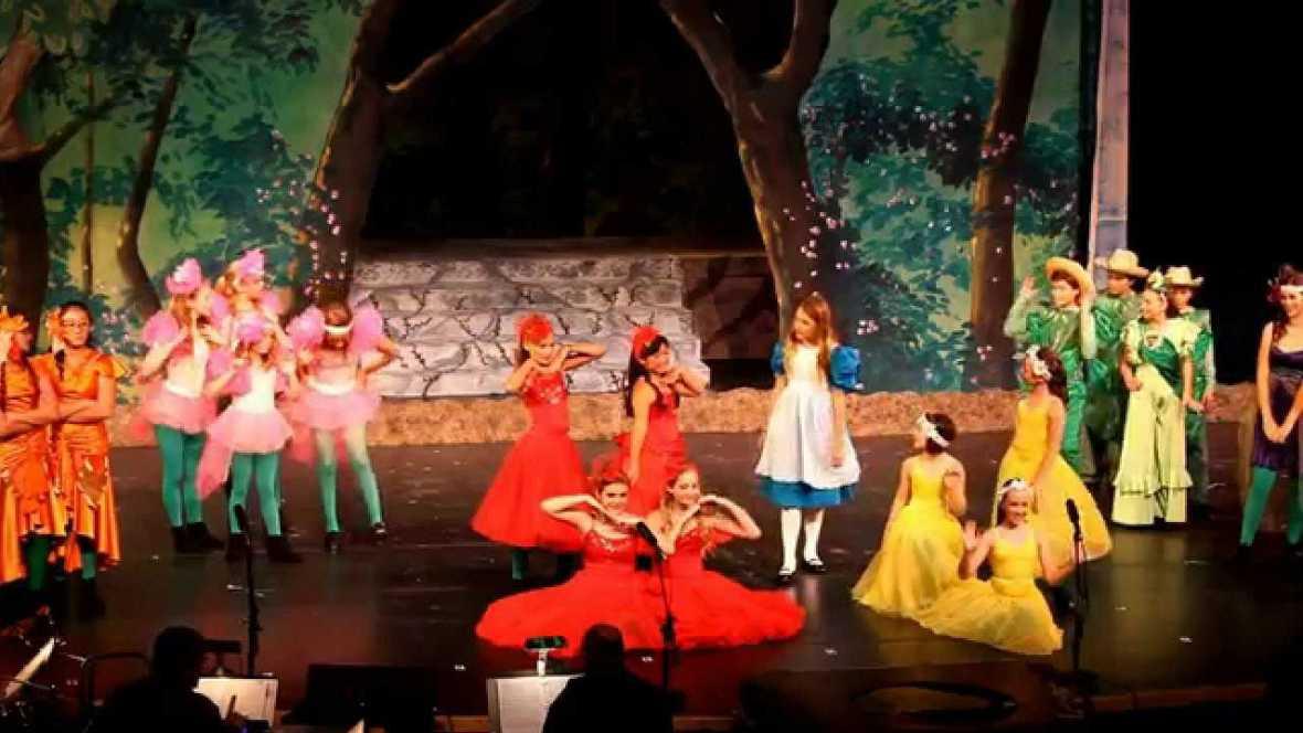El musical - Alicia en Wonderland - 31/01/16 - Escuchar ahora