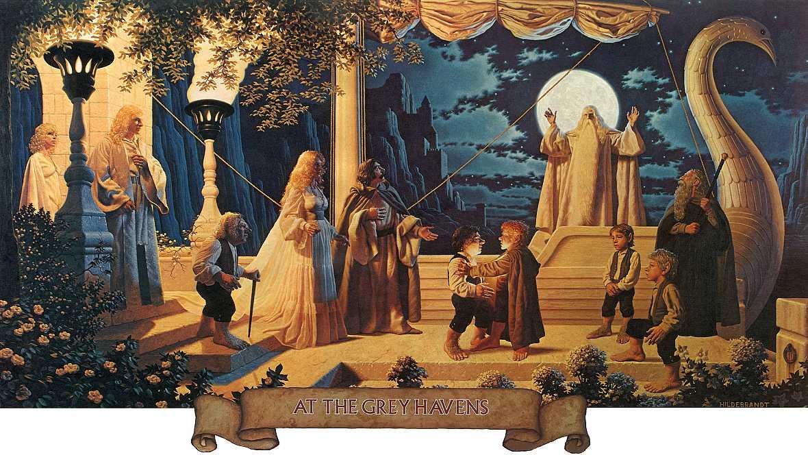 """Biblioteca básica - Aniversario de """"El señor de los anillos"""" - 31/01/16 - Escuchar ahora"""