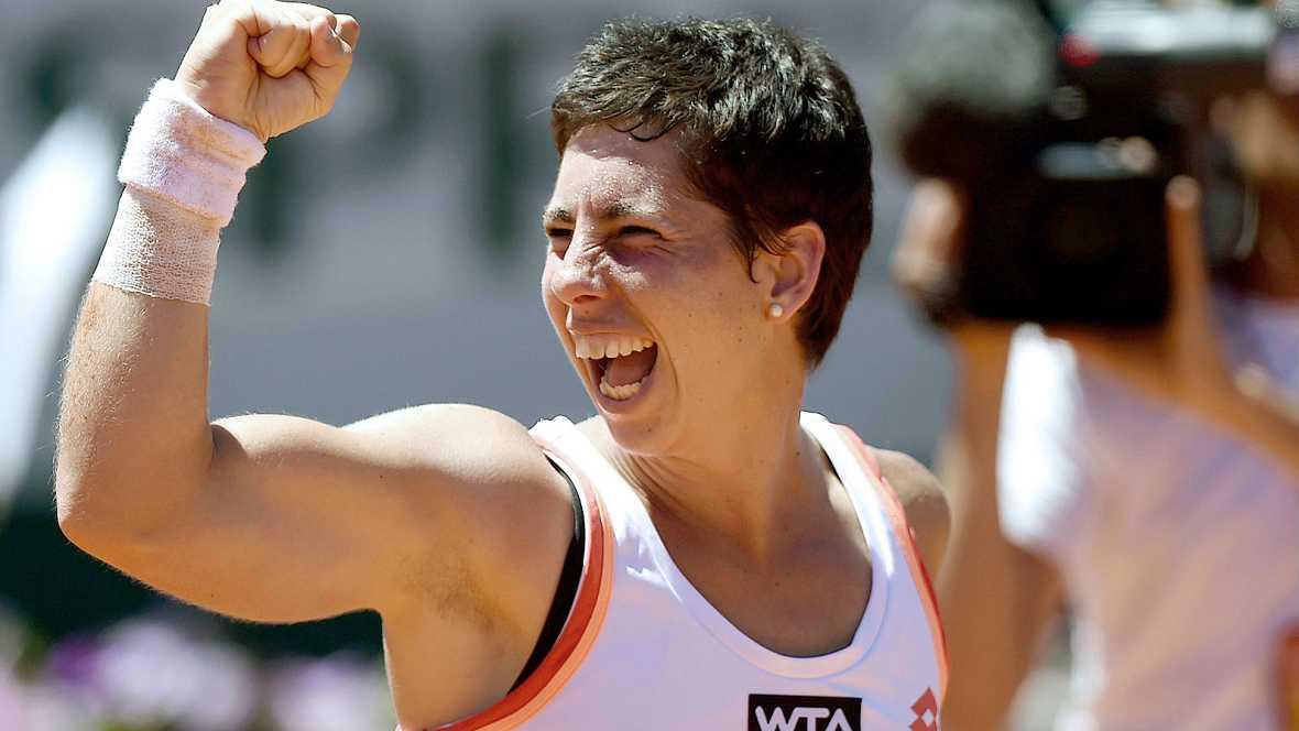 Sport vosotras -  Tenistas españolas en el Abierto de Australia - 31/01/16 - Escuchar ahora