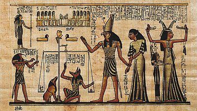 Espacio en blanco - Orígenes y misterios del Antiguo Egipto - 31/01/16 - escuchar ahora