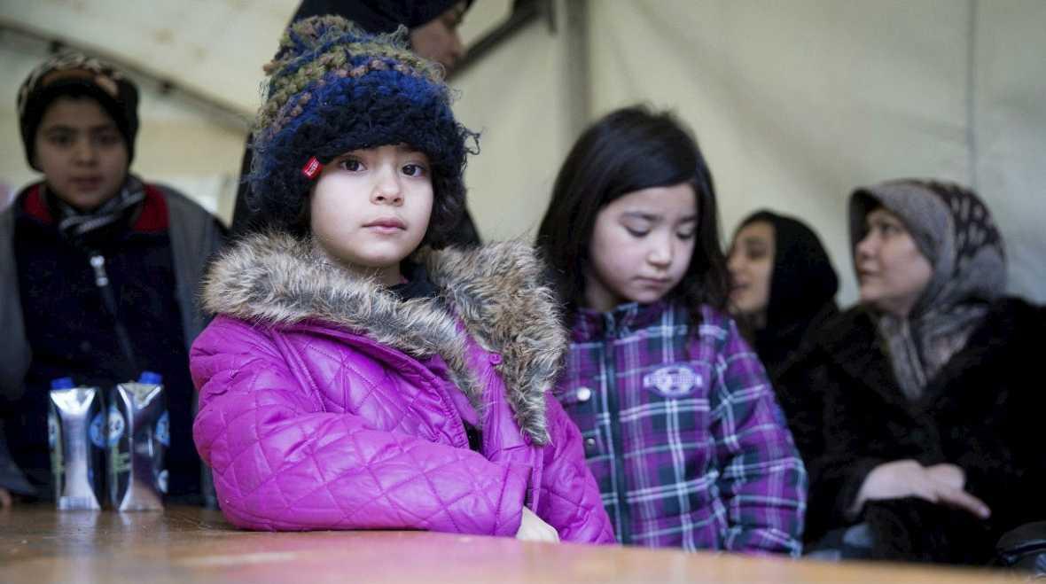 Informativos fin de semana - 14 horas - Europol confirma la desaparición de 10.000 menores refugiados en Europa - Escuchar ahora