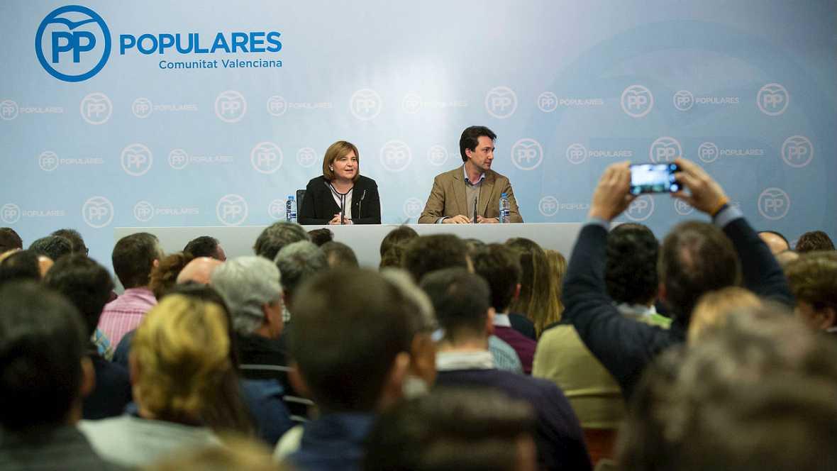 Betoret dice que la refundación del PP en Valencia pasa por las bases - Escuchar ahora