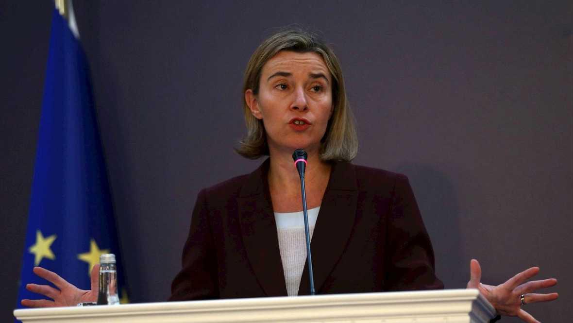 Informativos fin de semana - 24 horas - Primeros contactos por separado en Ginebra de oposición y gobierno Sirio - Escuchar ahora