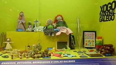 Entre par�ntesis - Descubirmos los secretos del Museo Etnol�dico de Galicia, un lugar en el que jugar - Escuchar ahora