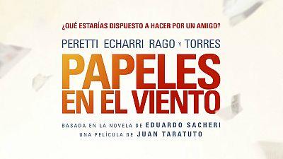 Juan Taratuto nos presenta 'Papeles en el viento' - Escuchar ahora