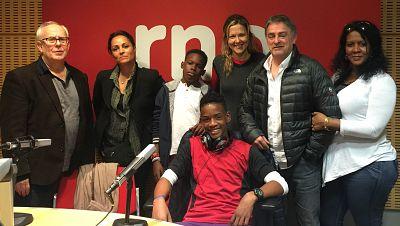 Entrevista completa con el equipo de 'El gran día' - Escuchar ahora