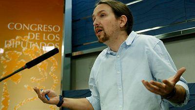 """24 horas - Pablo Iglesias (Podemos): """"Hay que hablar de equipos de Gobierno"""" - 02/02/16 - Escuchar ahora"""