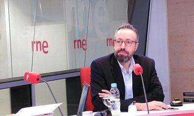 Las mañanas de RNE - Girauta (Ciudadanos): Hay que hablar de lo que se quiere hacer y no de nombres - Escuchar ahora