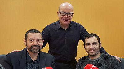 """Econ�mix - """"M�rqueting per a micro i petites empreses"""", amb Pep Garcia i Christian Rodr�guez"""