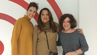 La sala - �ngela Carrasco y el ABC, de 'Perplexo' a 'Perplejo', teatro y psicolog�a y la escena malague�a - 06/02/16 - escuchar ahora