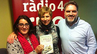 El matí a Ràdio 4 - Ens visita Núria Esponellà per parlar de 'La filla de la Neu'
