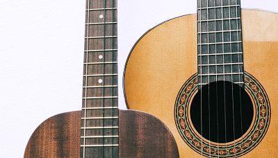 El tambor amarillo - Guitarra espa�ola con arreglos electr�nicos - 07/02/16 - escuchar ahora