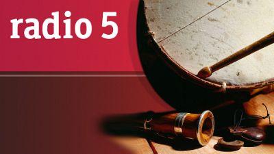 Músicas de tradición oral en Radio 5 - Carnavales - 06/02/16