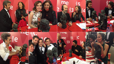 Especiales RNE - Gala de los Premios Goya 2016 - Escuchar ahora