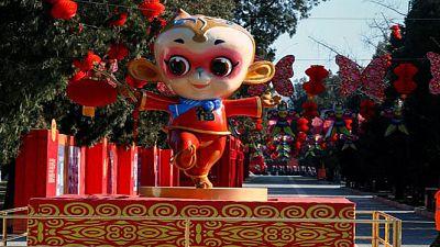 Asia hoy - Bienvenido el Mono de Fuego - 08/02/16 - escuchar ahora