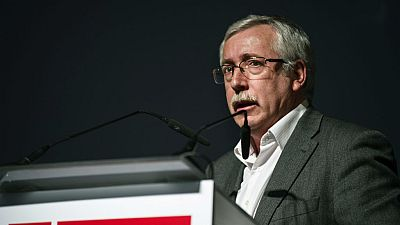 """24 horas - Ignacio Fernandez Toxo (CC.OO.): """"Los banqueros en sus bancos y no en política"""" - 08/02/16 - Escuchar ahora"""