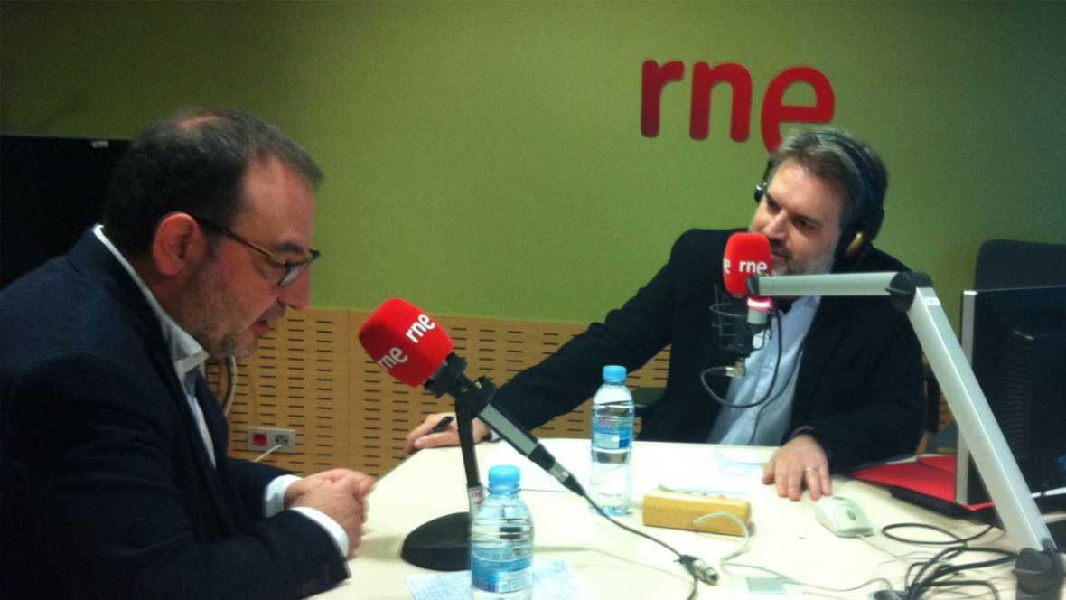 El mat� a R�dio 4 - Entrevistem Ramon Espadaler d'UDC