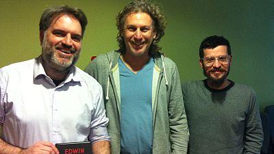 El matí a Ràdio 4 - El periodista i escriptor Edwin Winkles ens presenta 'El último vuelo'