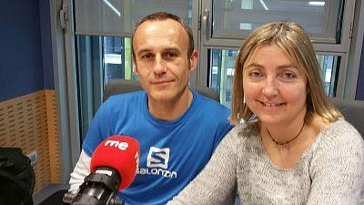 M�s que esport - Alfredo Corralero '3600 Km de solidaritat, de costa a costa'