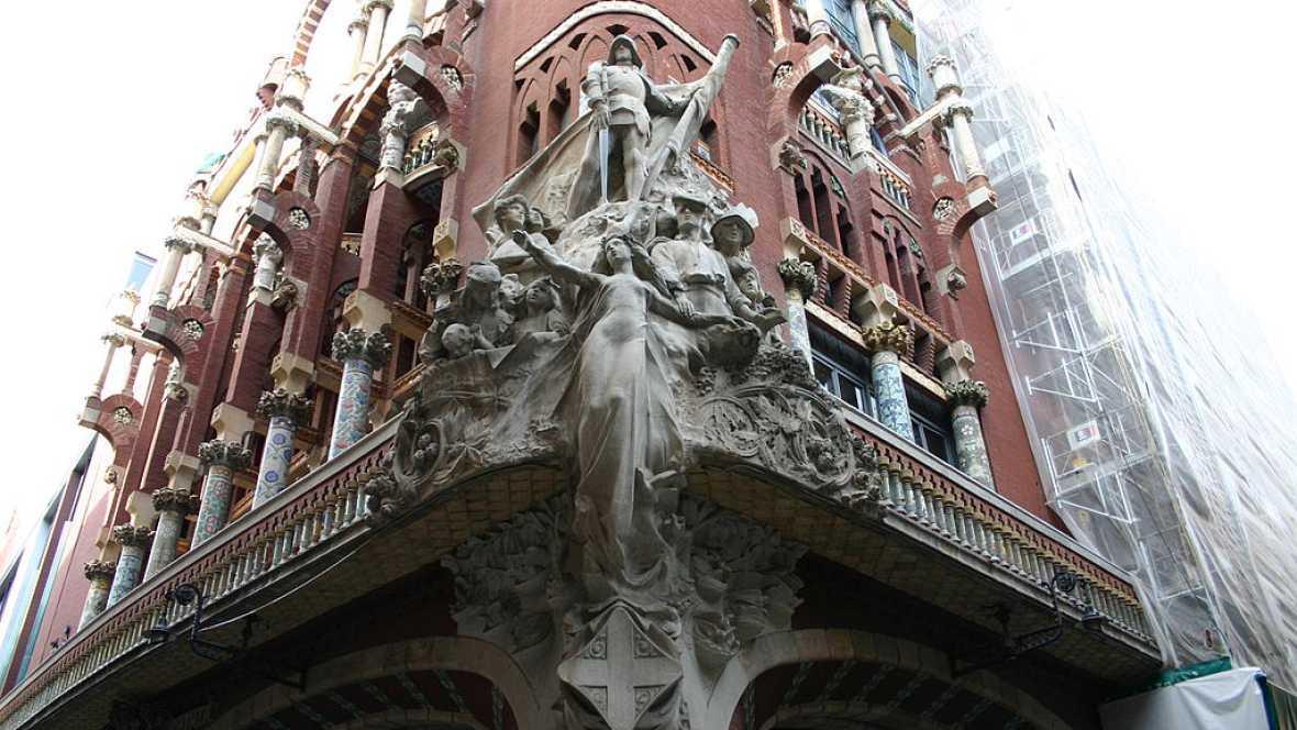 Esto me suena. Las tardes del Ciudadano García - La Barcelona de Lluís Domènech i Montaner, el precursor de Gaudí - Escuchar ahora