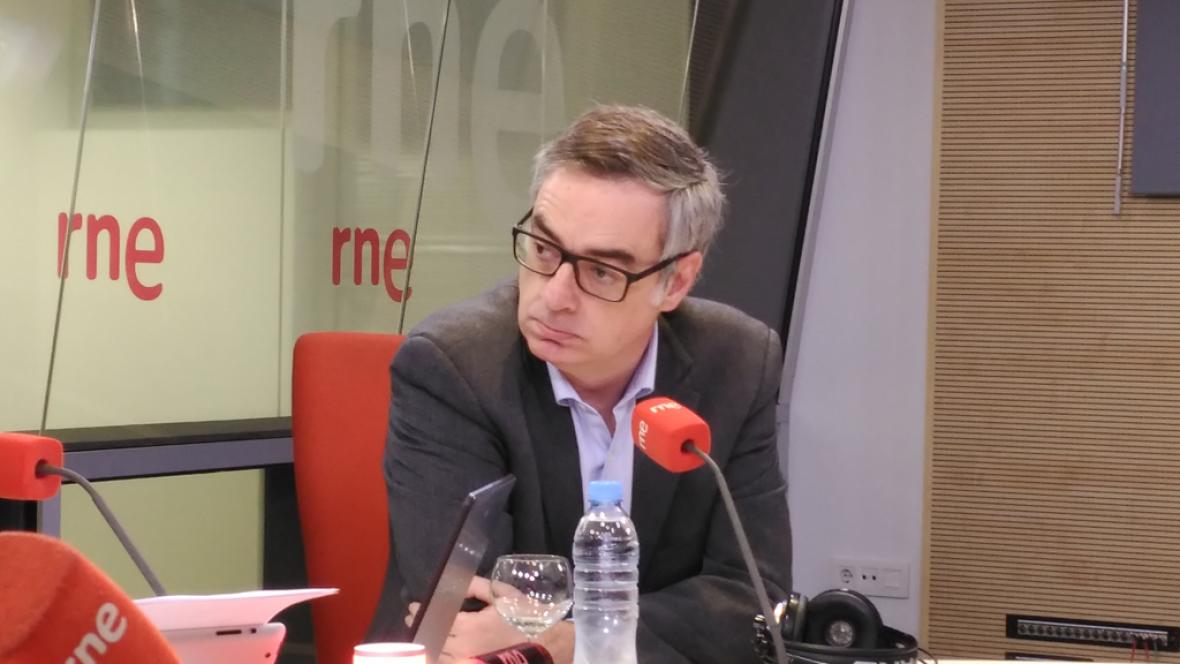 Las ma�anas de RNE - Villegas: Cualquier soluci�n de gobierno debe contar con el PP y el PSOE - Escuchar ahora