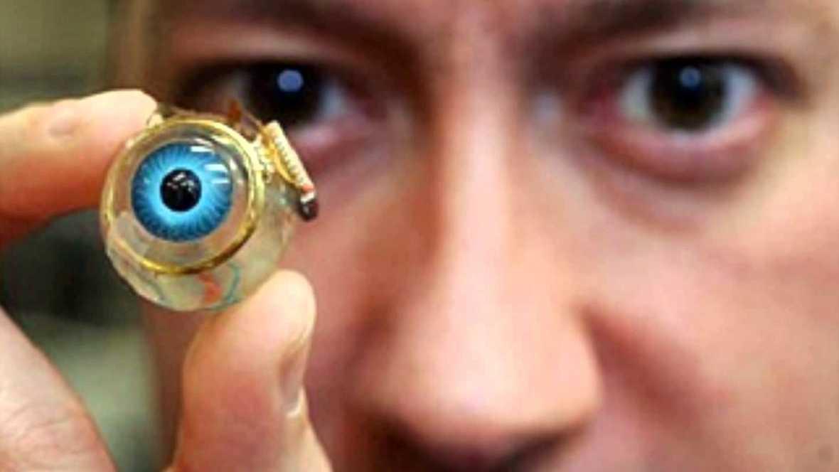 Esto me suena. Las tardes del Ciudadano García - Conocemos a la primera española con un ojo biónico - Escuchar ahora