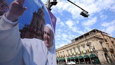 Am�rica hoy - El papa Francisco viaja a M�xico - 11/02/16 - escuchar ahora
