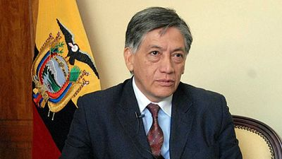 América hoy - Miguel Calahorrano, embajador de Ecuador en España - 12/02/16 - escuchar ahora