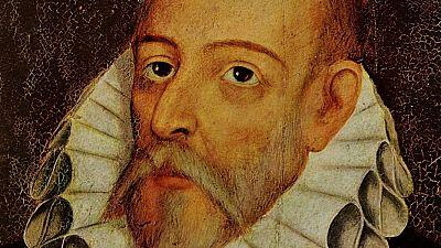 Marca Espa�a - Actos IV centenario muerte Cervantes - escuchar ahora