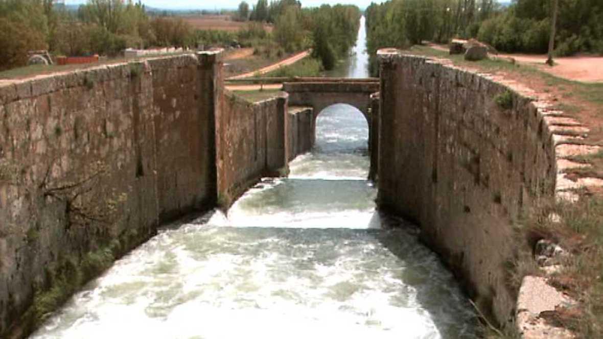 Documentos RNE - El Canal de Castilla: navegantes de interior - 17/08/16 - escuchar ahora