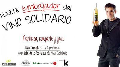 De vinos - Vino solidario - 14/02/16 - Escuchar ahora