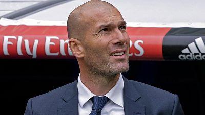 """Zidane: """"Cristiano está de puta madre"""" - Escuchar ahora"""