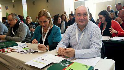 El PNV presenta plan para el reconocimiento nacional de Euskadi - Escuchar ahora