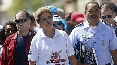 Dilma Rousseff se mueve por unos JJOO sin Zika - Escuchar ahora