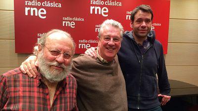 La tertulia de Radio Cl�sica - El mejor tenor del mundo - 14/02/16 - escuchar ahora
