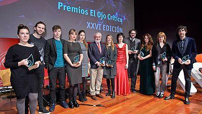 El ojo crítico - Ceremonia XXVI Premios El Ojo Crítico 2015 - 16/02/16 - Escuchar ahora