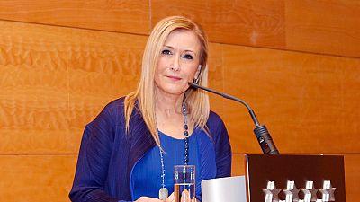 Radio 5 Actualidad -  Cristina Cifuentes rechaza que el PP se pueda abstener - Escuchar ahora