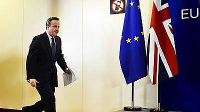 Boletines RNE - Comienza la campaña en el Reino Unido para el referéndum sobre la permanencia en la Unión Europea - Escuchar ahora