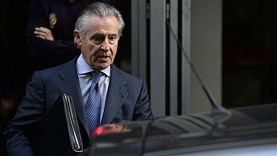 Boletines RNE - Miguel Blesa declara por los sobresueldos de la cúpula de Caja Madrid - Escuchar ahora