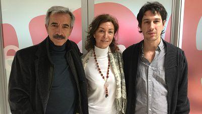 'Eva no duerme' con Pablo Ag�ero e Inmanol Arias - Escuchar ahora