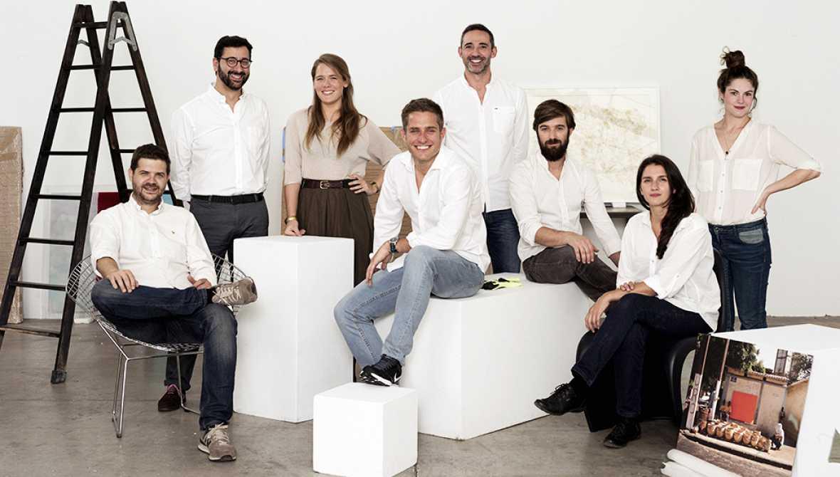 Marca España - WeCollect, primer club español para coleccionistas de arte - escuchar ahora