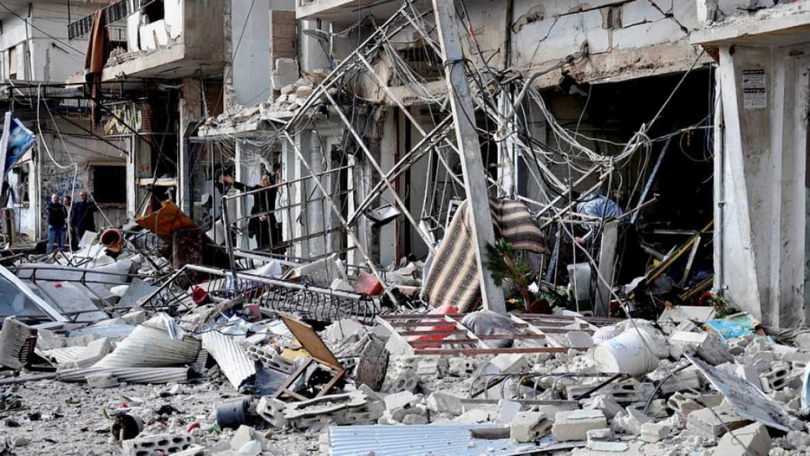 Radio 5 Actualidad - Primer alto el fuego en Siria, después de cinco años de guerra - Escuchar ahora