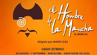 La sala - Audiciones de 'El hombre de La Mancha' - 29/02/16 - Escuchar ahora
