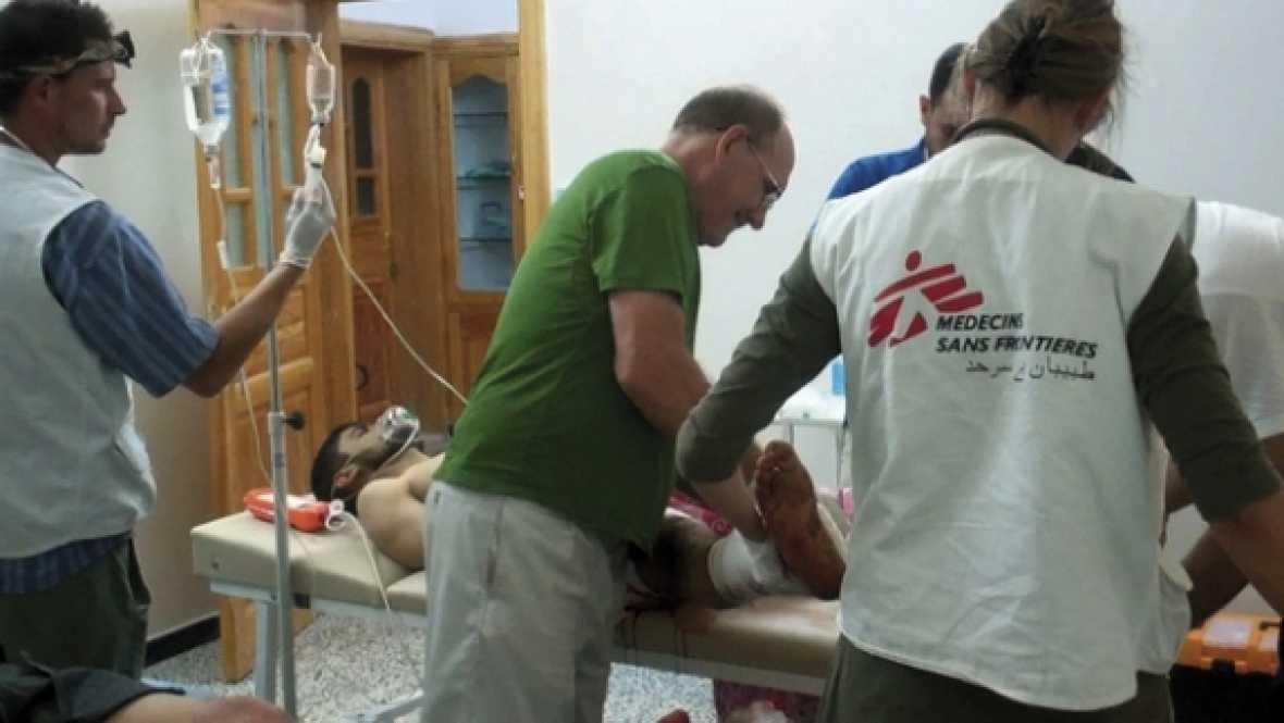 Países en conflicto -  Hospitales MSF atacados - 01/03/16 - Escuchar ahora