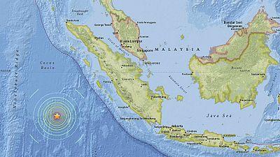 Radio 5 Actualidad - Fuerte seísmo de 7,9º en el sur de Sumatra, Indonesia - Escuchar ahora